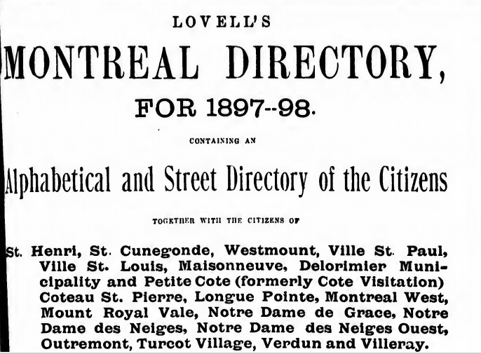 The-Advance-Messenger-Service-Montreal-Canada-cinderella-Lovells-Montreal-directory-for-1897-98-page-188