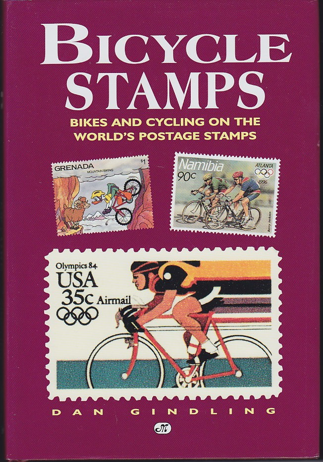 Cover of Bicycle Stamps