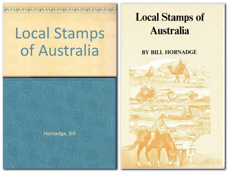 Cover of Local Stamps of Australia