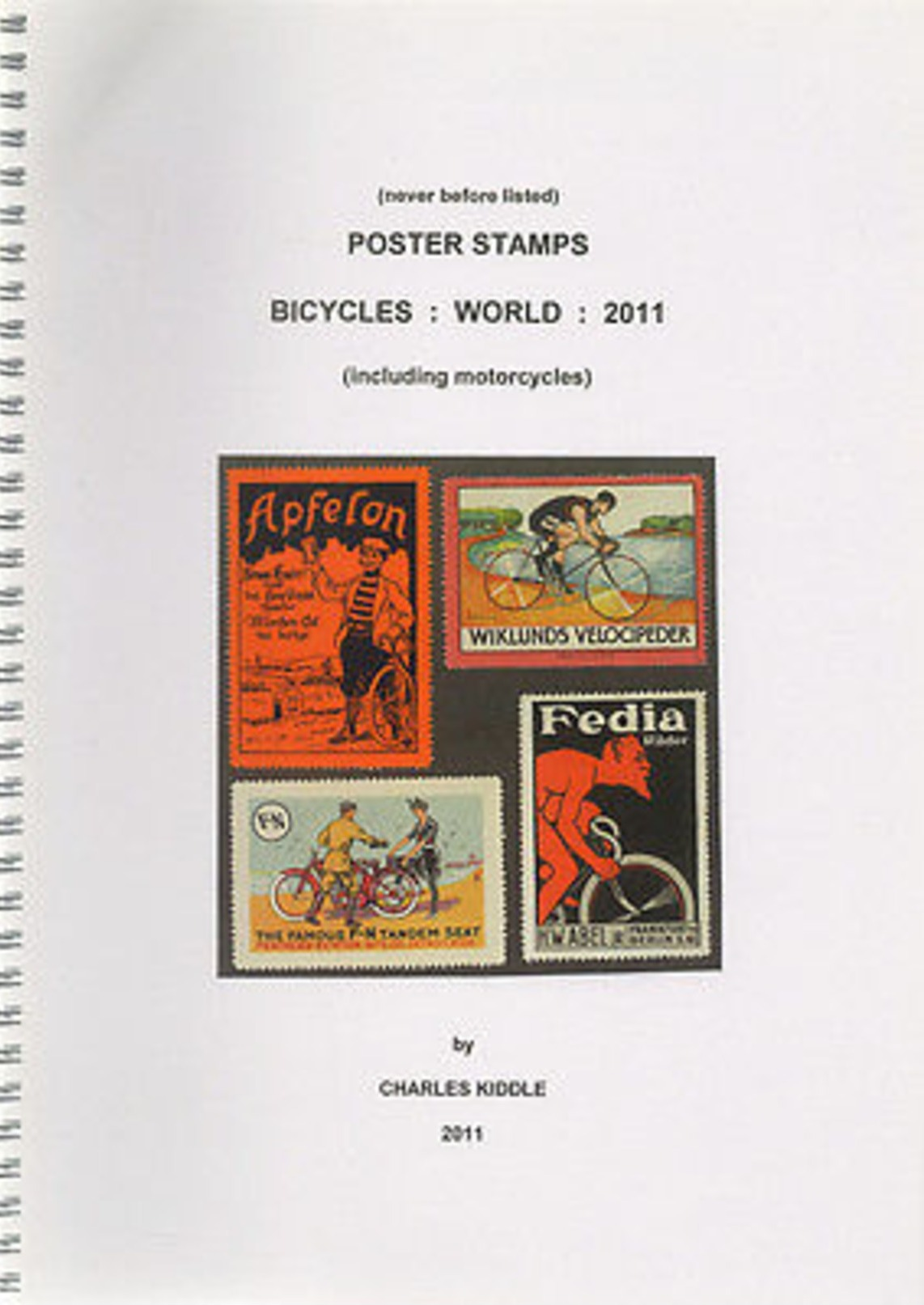 Cover of POSTER STAMPS